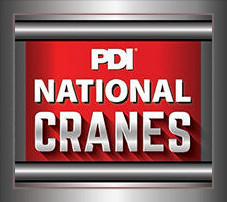PDI National Crane logo